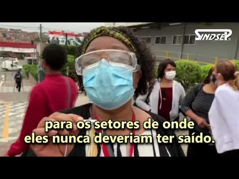 Lourdes Estevão convoca população e trabalhadores para ato nesta quinta-feira (20)