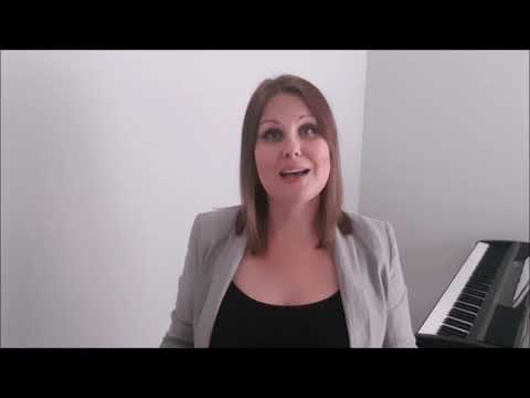 Singing teacher for Your healthy and natural voice!