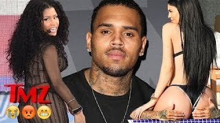Nicki Minaj Dump Meek Mill Soulja Boy Vs Chris Brown Kylie Jenners Handful Of Booty  TMZ BUZZ