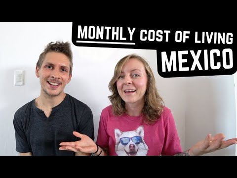 , title : 'our monthly cost of living in mexico