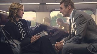 通勤旅客,the Commuter,電影預告中文字幕