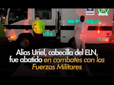 Alias 'Uriel' estaba vinculado con las estructuras de terrorismo urbano: Fiscal Francisco Barbosa