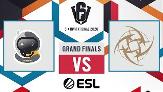 Spacestation Gaming vs. Ninjas in Pyjamas – Six Invitational 2020 – Playoffs – Day 8