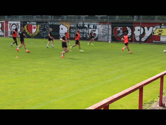 Fotbalový kemp Litol 2016 - SK Slavia Praha