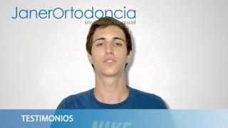 Ortodoncia Lingual Invisible. Testimonio paciente - Clínica Janer Ortodoncia