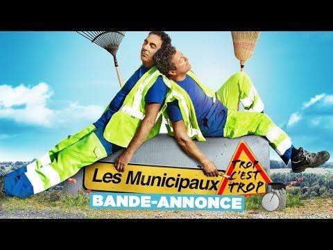 Les Municipaux - Trop C'est Trop (2019) Official Trailer