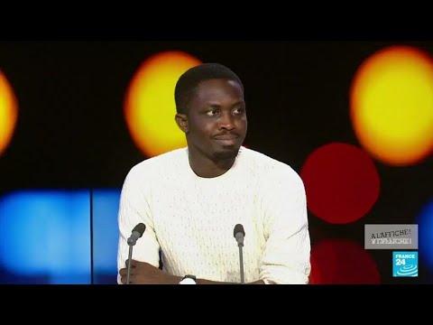 Le romancier sénégalais Mohamed Mbougar Sarr signe un chant d'amour à la littérature