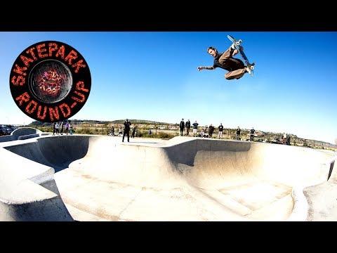 Skatepark Round-Up: Madness