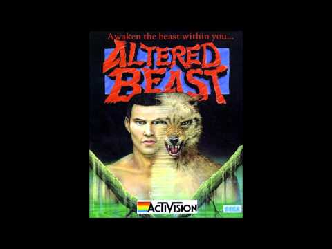 Altered Beast Amiga