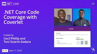 On .NET Live - .NET Core Code Coverage with Coverlet
