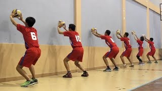 Best Setter Volleyball Trainings (HD) #3