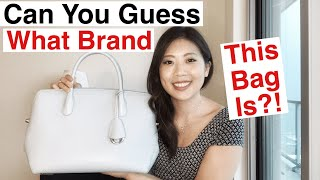 LOW KEY Luxury Bag Tag | 3 QUALITY Designer Bags No One Talks About!