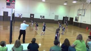 FAITH Elementary Volleyball Game vs HAACH