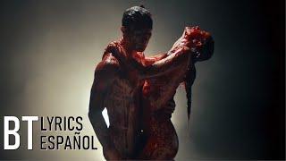Maroon 5   Animals (Lyrics + Español) Video Official