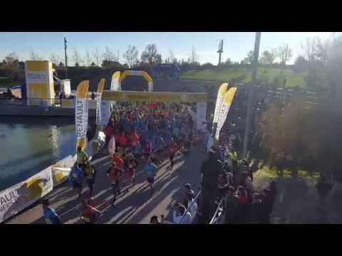 Salida Renault Street Run - La Sansi Viladecans