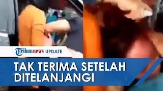 Tak Terima Ditelanjangi saat Digerebek Dalam Mobil, Wanita yang Diduga Selingkuhan DPRD Lapor Polisi