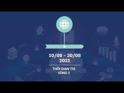 NUCE-InTech 2021 - Thể lệ thi