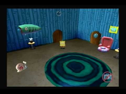 spongebob squarepants revenge of the flying dutchman gamecube walkthrough