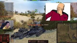 Весело задорно #2 DeSeRtod, Bloody и LeBwa (18+)   World of Tanks