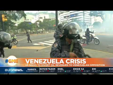 , title : 'Venezuela Crisis: President Nicolas Maduro rallyies support | #GME'