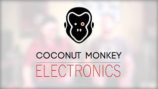 Introducing Coconut Monkey Electronics (Video)