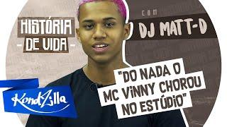 """História de Vida: DJ Matt-D – """"Homenagem Aos Relíquias"""""""