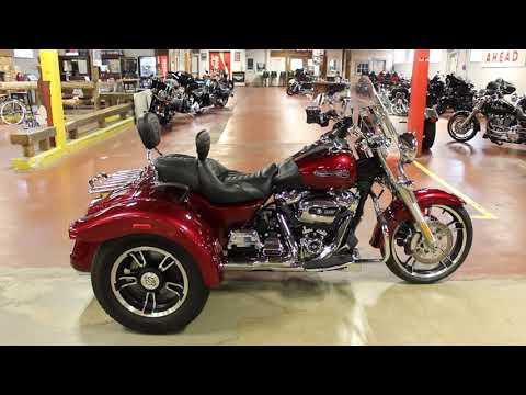 2017 Harley-Davidson Freewheeler in New London, Connecticut - Video 1