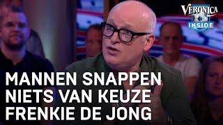 De mannen snappen NIETS van keuze Frenkie de Jong | VERONICA INSIDE