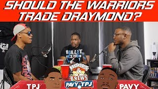 Should Warriors Trade Draymond Green? | Hoops N Brews