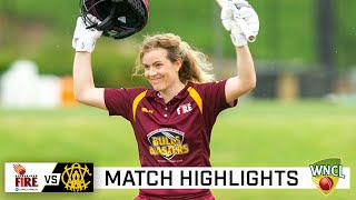 Mooney and Redmayne combine for record stand to thrash WA | WNCL 2021