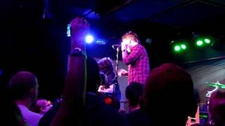 """The Damned Things """"We've Got a Situation Here""""  LIVE first time!"""
