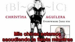 Christina Aguilera ft Peaches - My Girls (Sub-Esp Mis chicas) Traducida