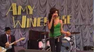 Amy Winehouse Back To Black At Glastonbury