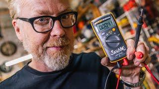 Adam Savage's Favorite Tools: Best Budget Multimeter!