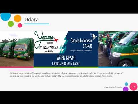 company profile indah cargo