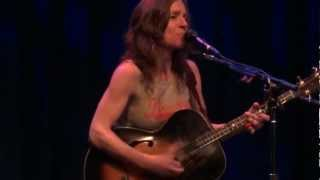 Ani DiFranco - Which Side Are You On (live in Santa Cruz)