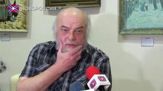 Выставка Игоря Тихонова