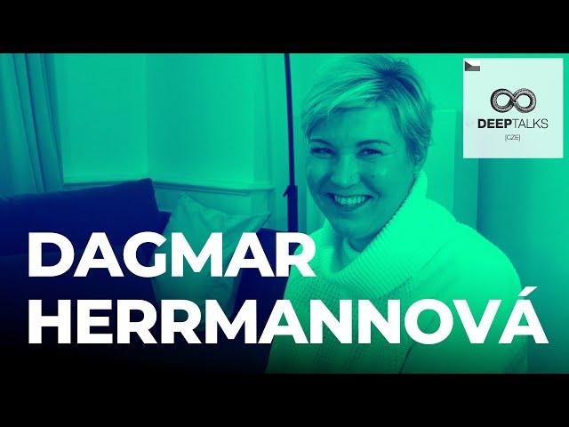 DEEP TALKS 80: Dagmar Herrmannová – Zakladatelka školy pro děti s kombinovaným postižením