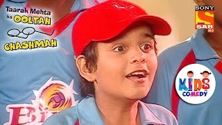 Tapu, The Man Of The Match | Tapu Sena Special | Taarak Mehta Ka Ooltah Chashmah