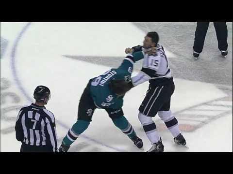 Zack Stortini vs. Paul Bissonnette