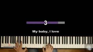 Jony   Love Your Voice * PIANO KARAOKE