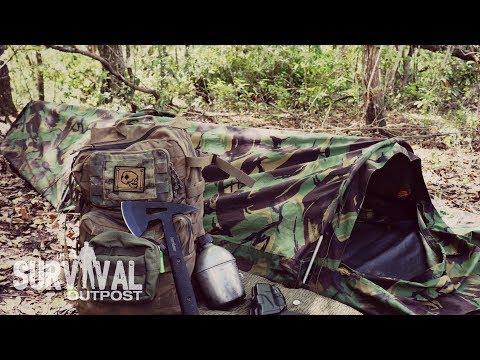 Ultimate Survival Shelter - UK Special Forces DPM Bivy