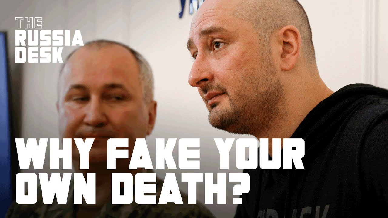 Arkady Babchenko on How Putin Weaponizes Propaganda | The Russia Desk: Extras | NowThis World thumbnail