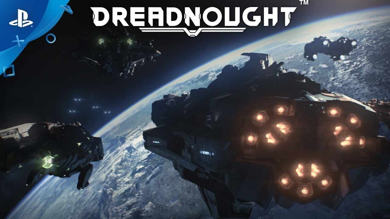 Dreadnought's Open Beta Hits PS4 Today, New Trailer