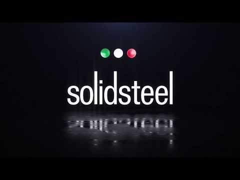 Solidsteel - Hi-Fi Racks High-End Audio System - Audiophile High Quality Italian Furniture