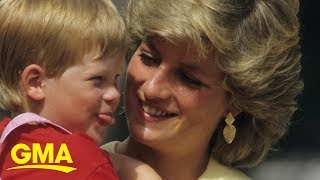 Prince Harry's cutest childhood moments