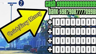 how to make a million dollars in gta 5 online quick