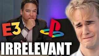 Sony's Shawn Layden Officially Deems E3 Irrelevant