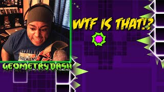 WHAT THE F#%K IS THAT!? [GEOMETRY DASH] [#09]