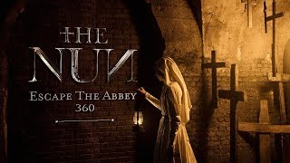 The Nun - Escape the Abbey 360 Trailer - Video Youtube